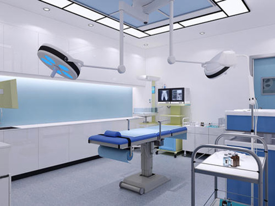 層流手術室墻面